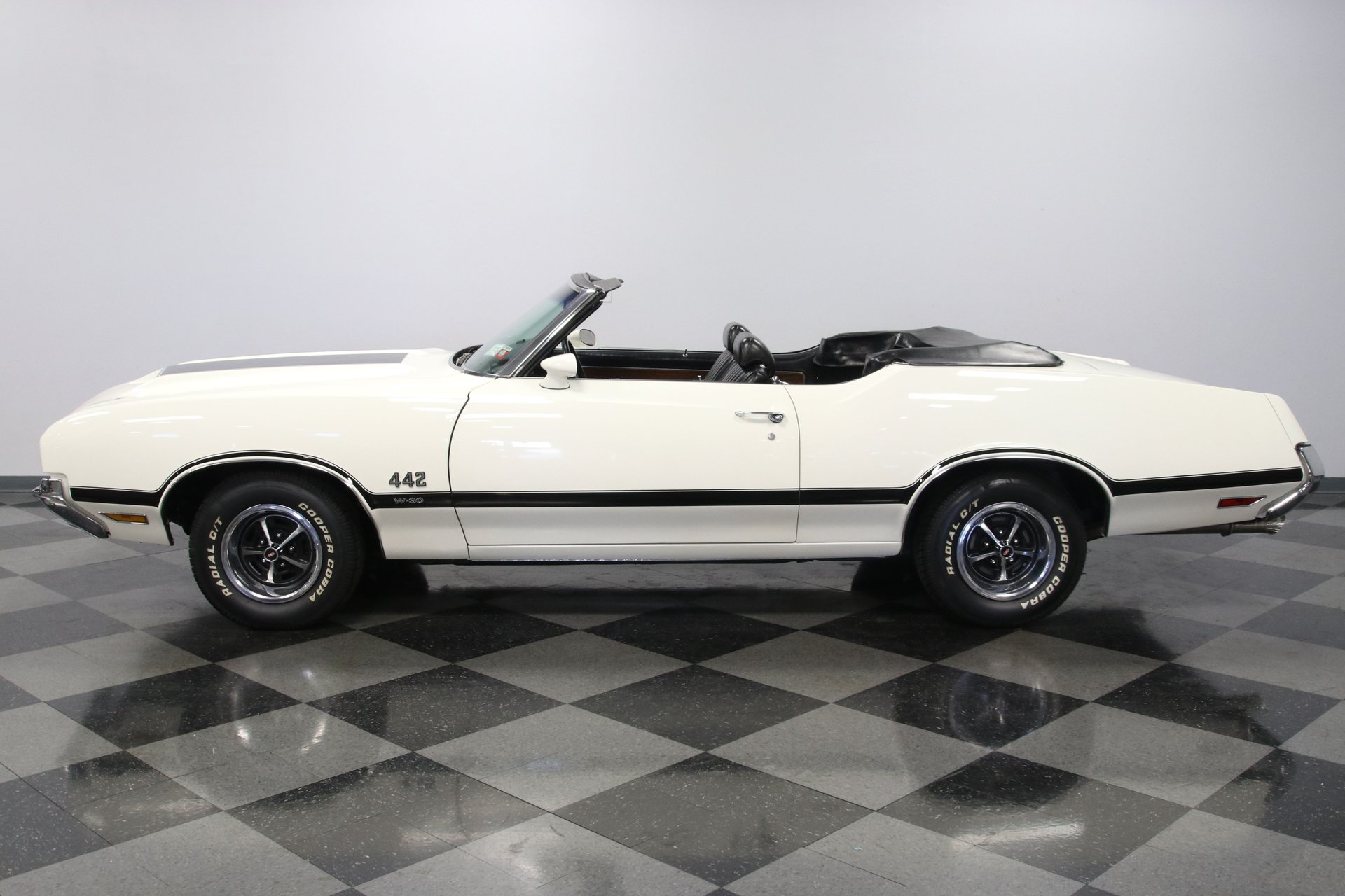 1972 oldsmobile 442 w 30 convertible