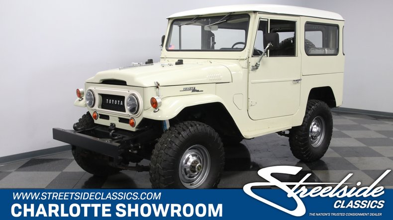 1969 Toyota FJ40 For Sale