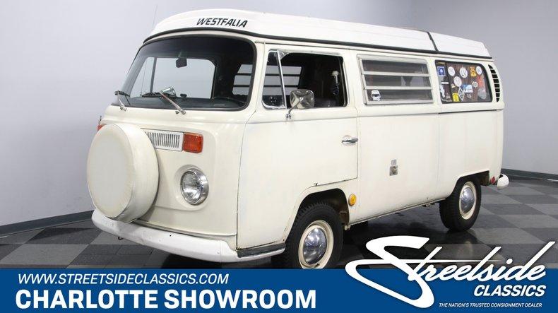 For Sale: 1969 Volkswagen Bus
