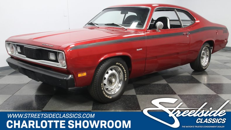 For Sale: 1970 Plymouth Duster