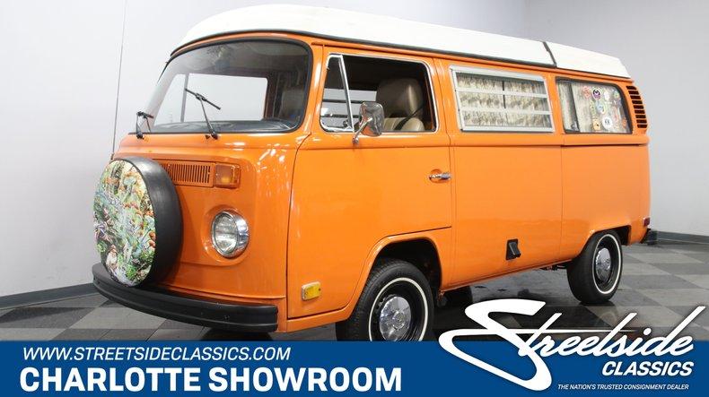 For Sale: 1973 Volkswagen Bus