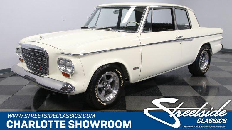 For Sale: 1963 Studebaker Lark