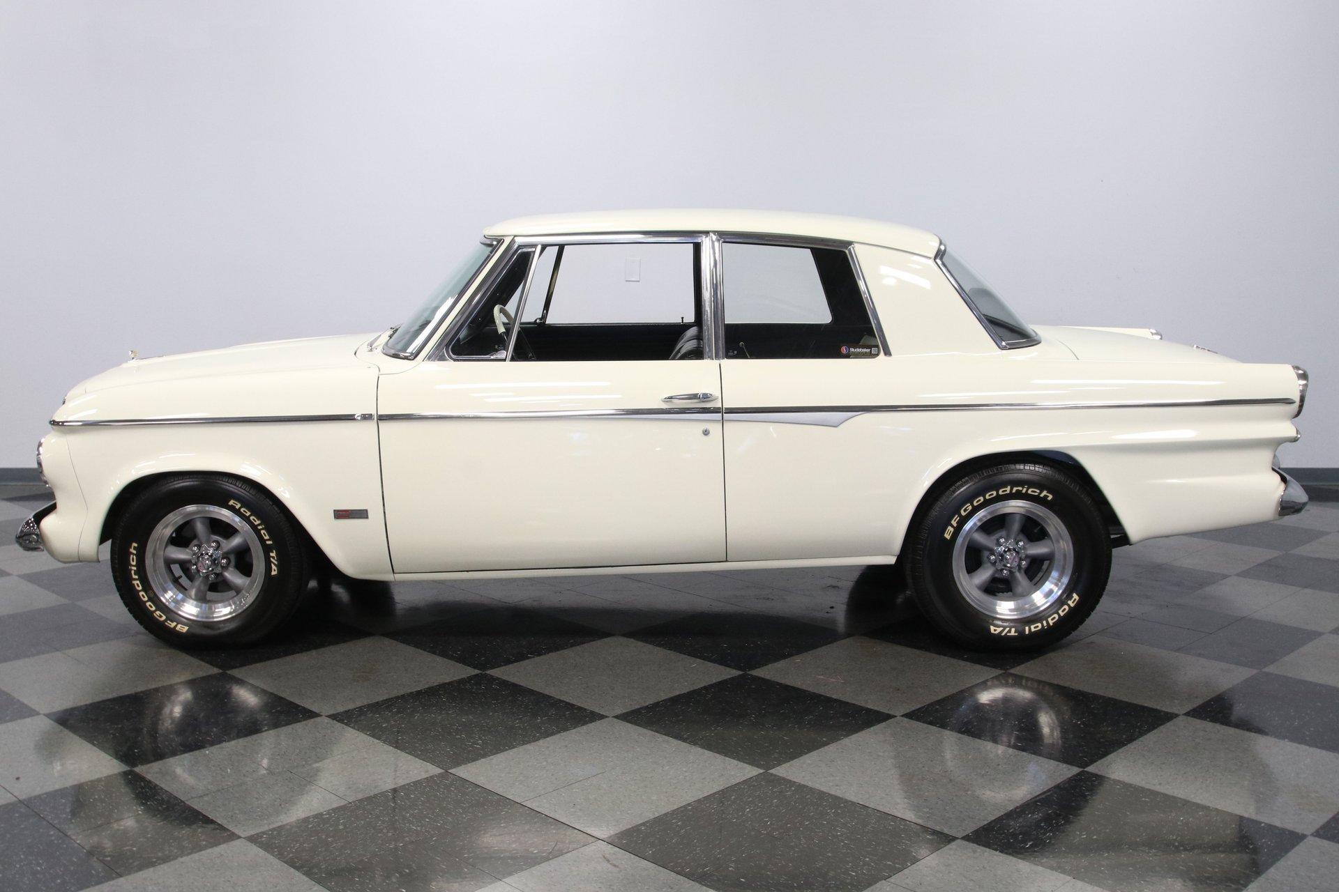 1963 studebaker lark r2 supercharged
