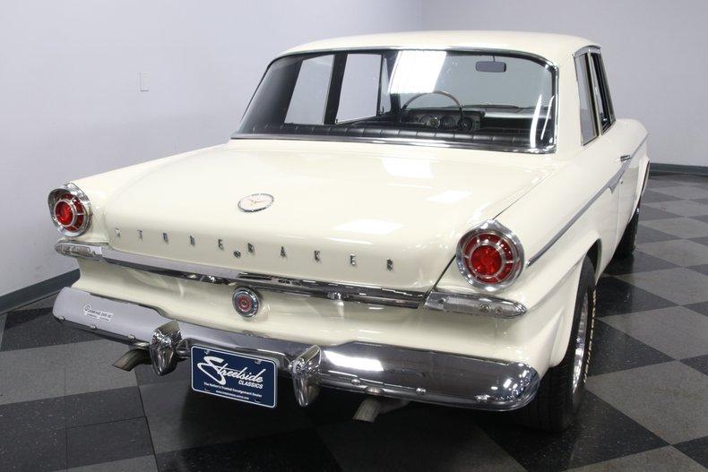1963 Studebaker Lark 12