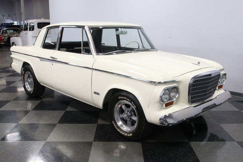 1963 Studebaker Lark 17