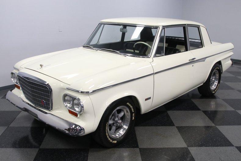 1963 Studebaker Lark 22