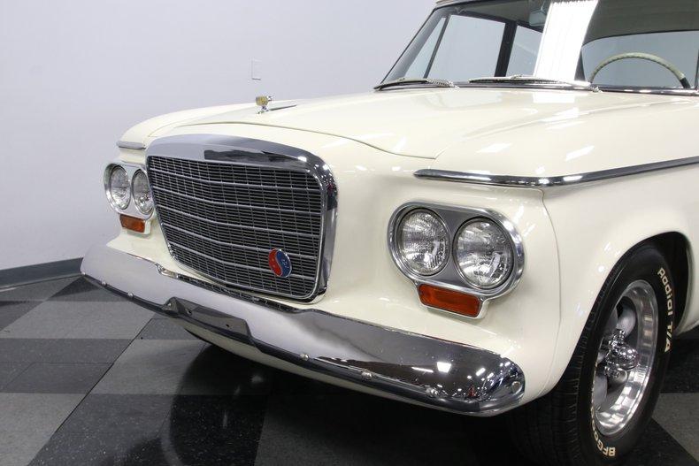 1963 Studebaker Lark 23