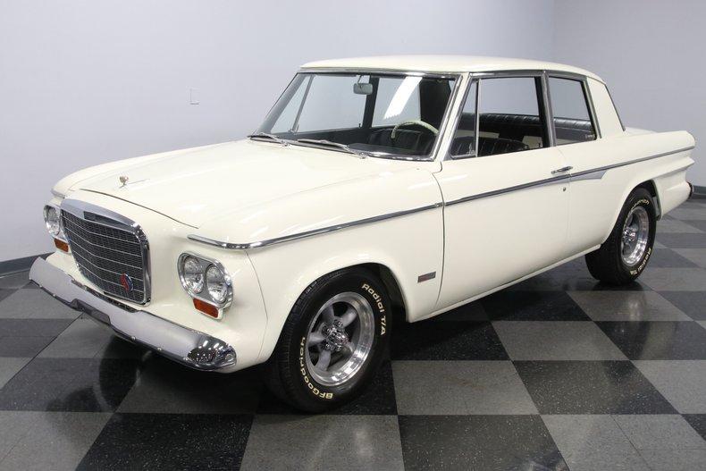 1963 Studebaker Lark 5