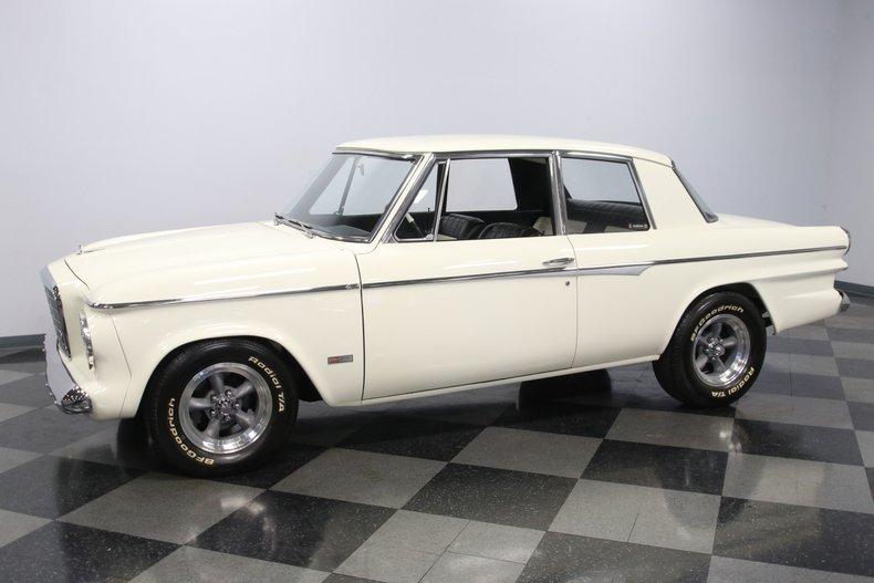 1963 Studebaker Lark 6