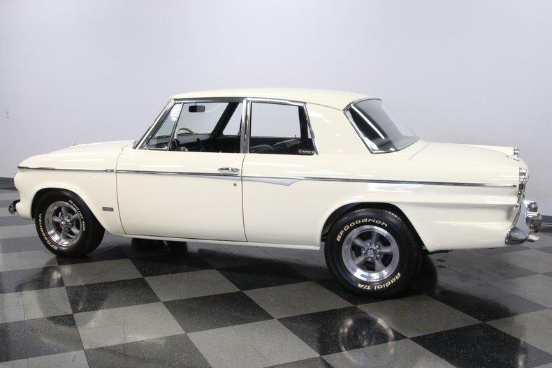 1963 Studebaker Lark 8