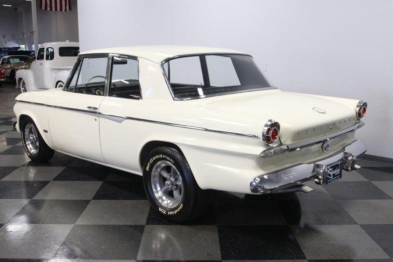 1963 Studebaker Lark 9