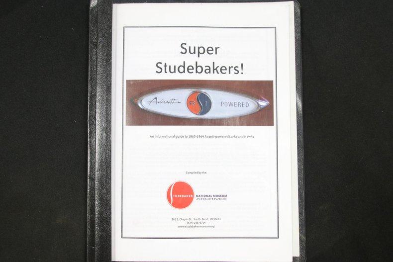 1963 Studebaker Lark 76