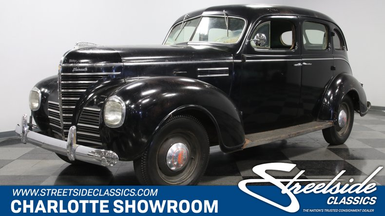 1939 Plymouth P8 For Sale