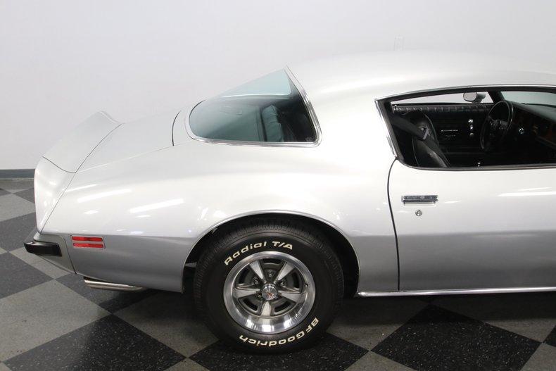 1975 Pontiac Firebird 34