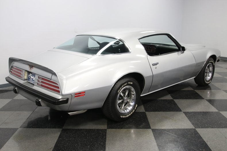 1975 Pontiac Firebird 13