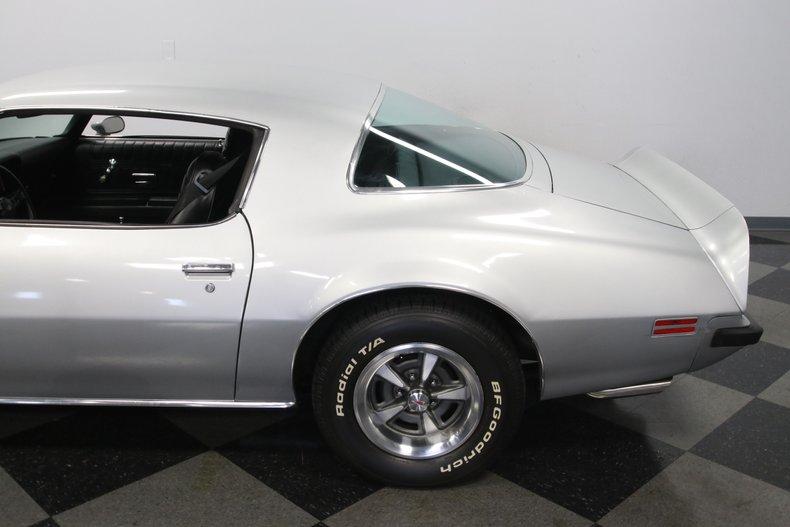 1975 Pontiac Firebird 27
