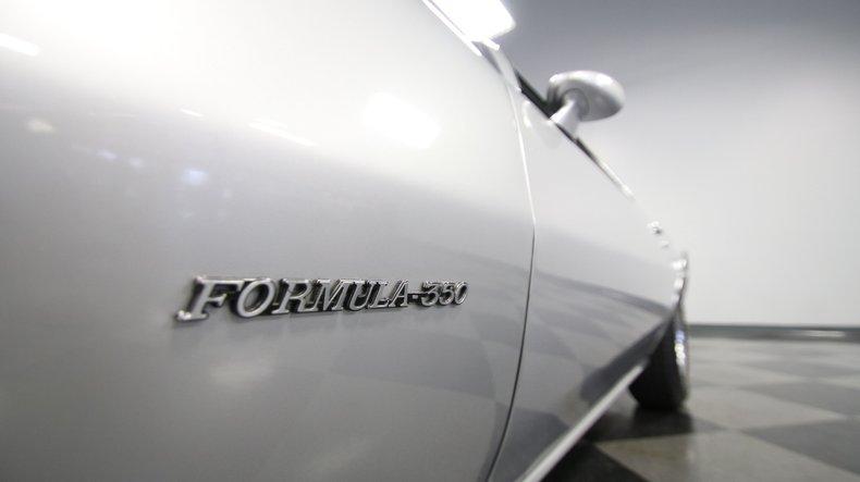 1975 Pontiac Firebird 74