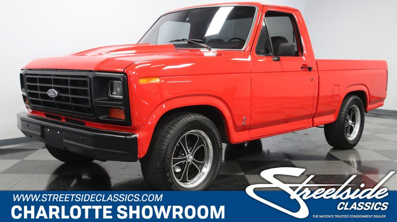 For Sale: 1981 Ford F-100