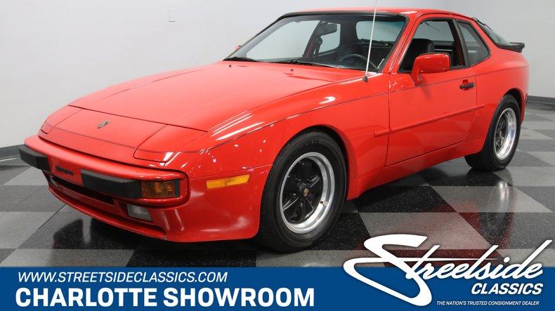 For Sale: 1984 Porsche 944