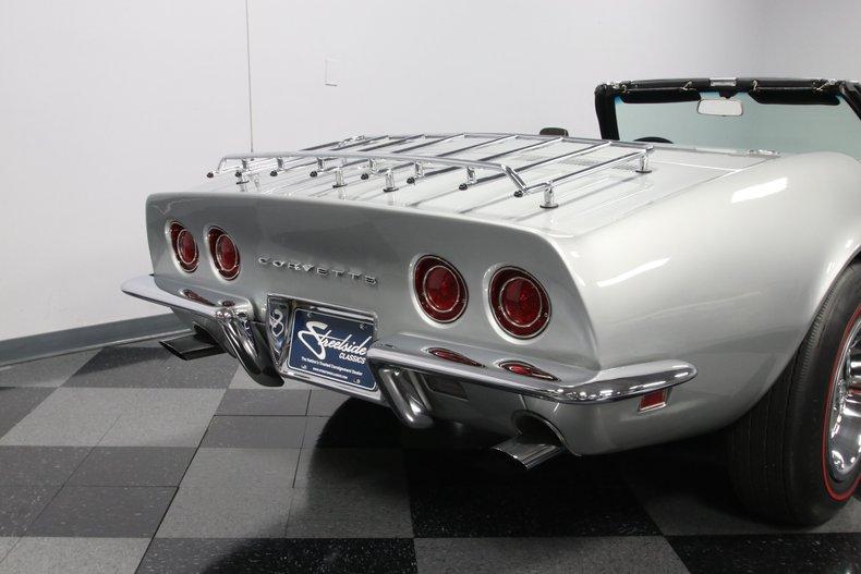1968 Chevrolet Corvette 37