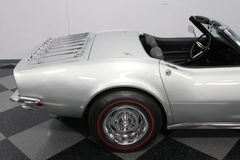 1968 Chevrolet Corvette 40