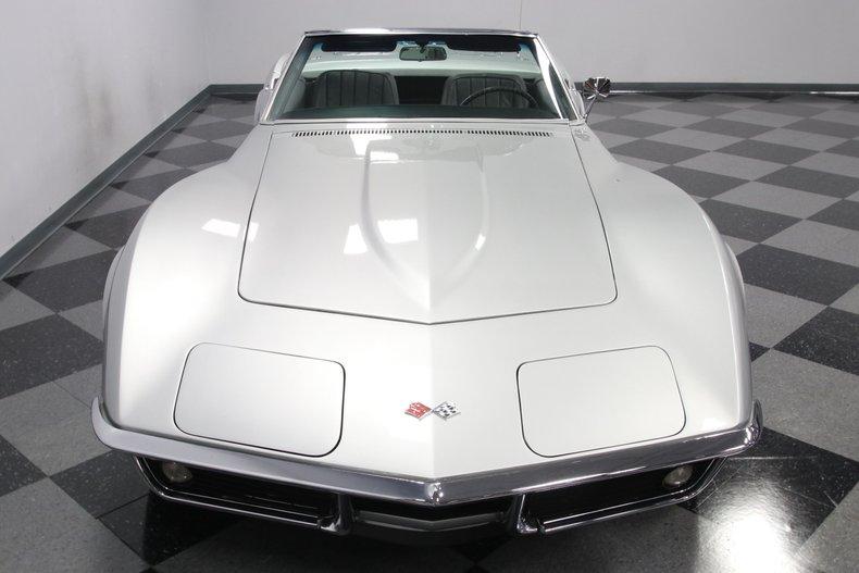 1968 Chevrolet Corvette 21