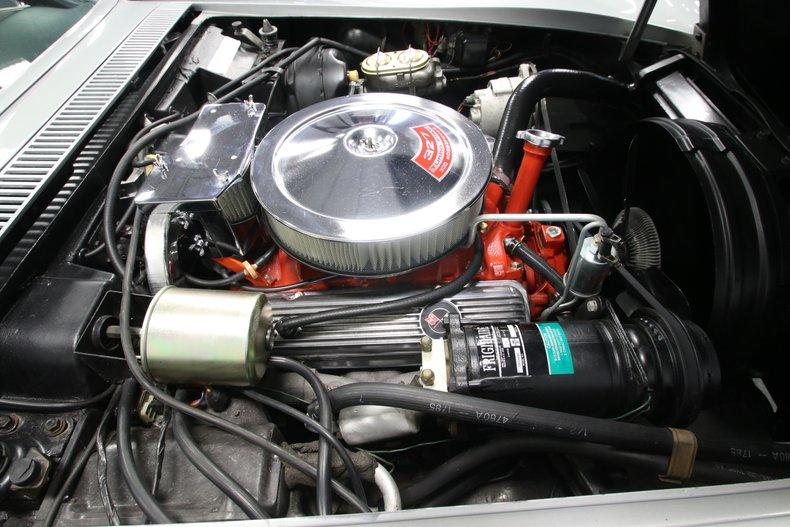 1968 Chevrolet Corvette 46