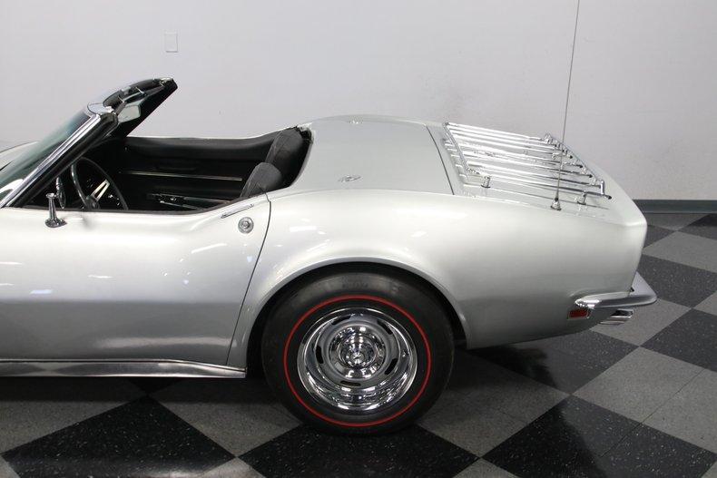1968 Chevrolet Corvette 31