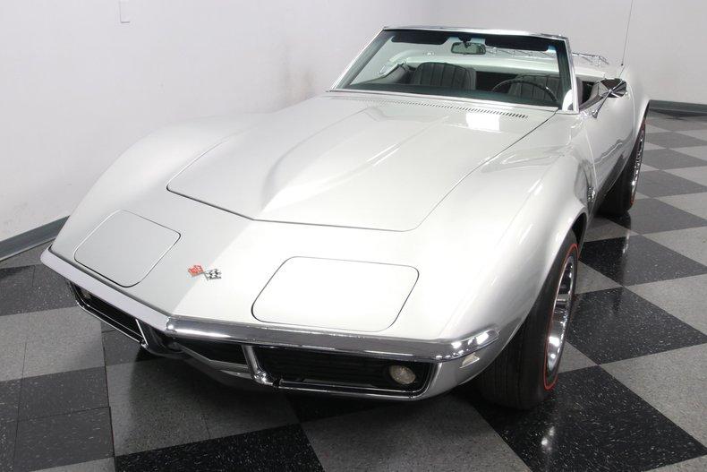 1968 Chevrolet Corvette 20