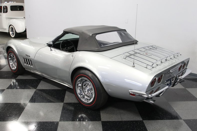 1968 Chevrolet Corvette 33