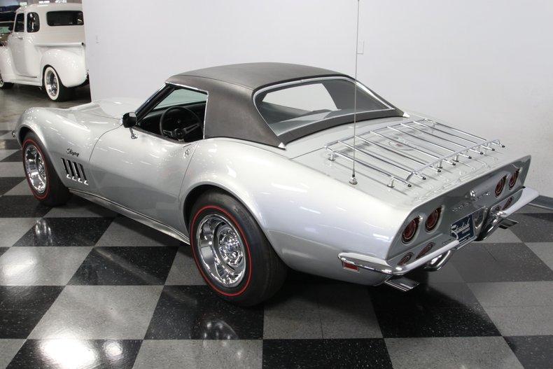 1968 Chevrolet Corvette 34
