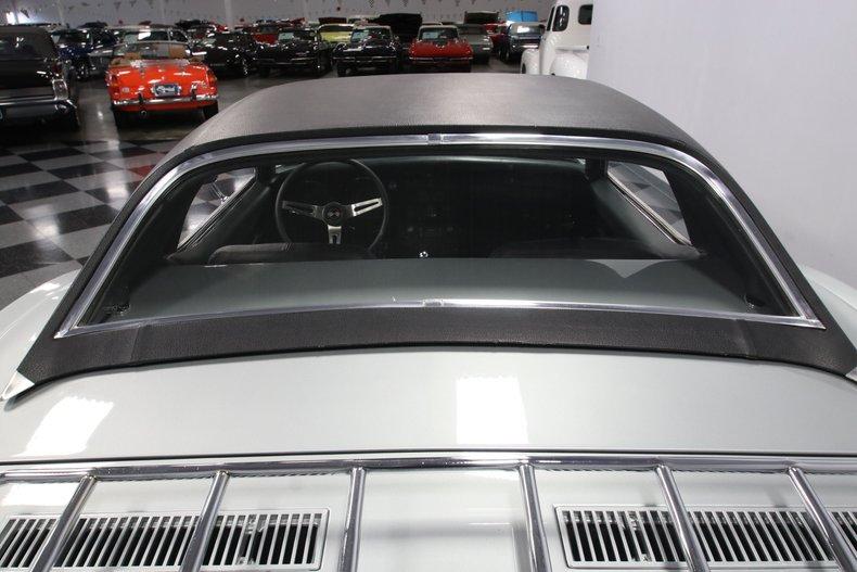 1968 Chevrolet Corvette 80
