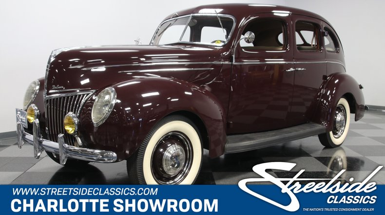 For Sale: 1939 Ford Deluxe