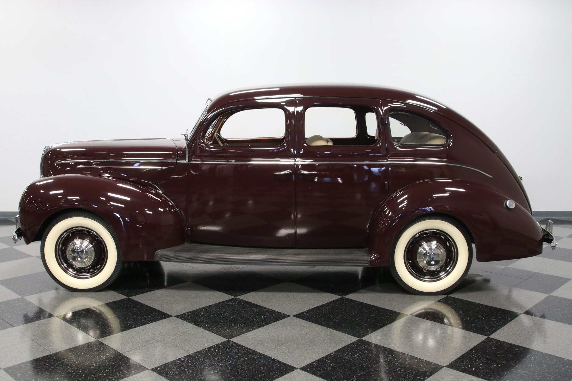1939 ford deluxe sedan