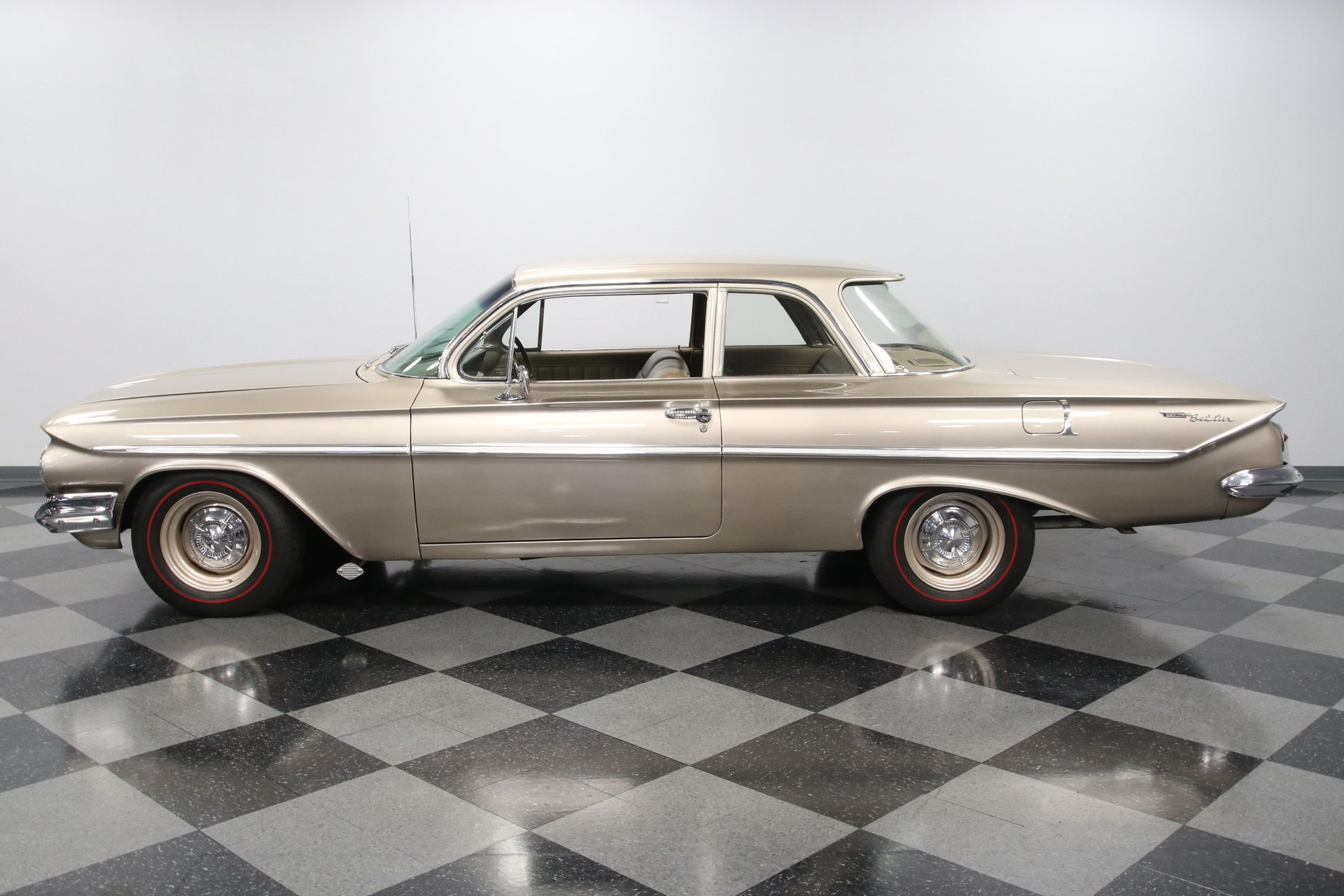 1961 chevrolet bel air flat top