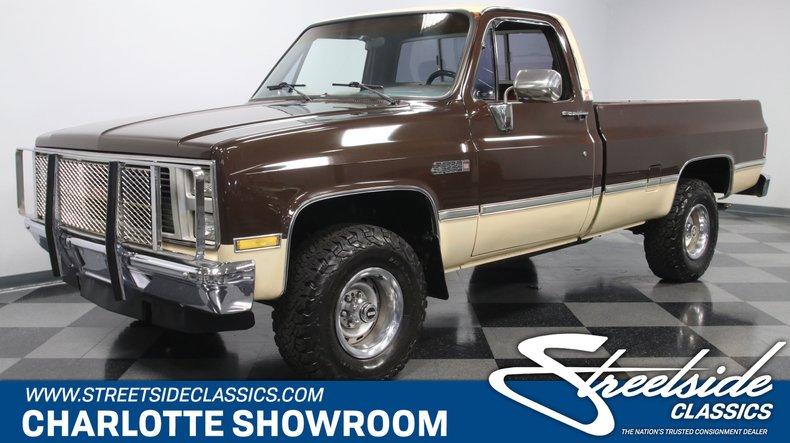 1986 GMC Sierra For Sale