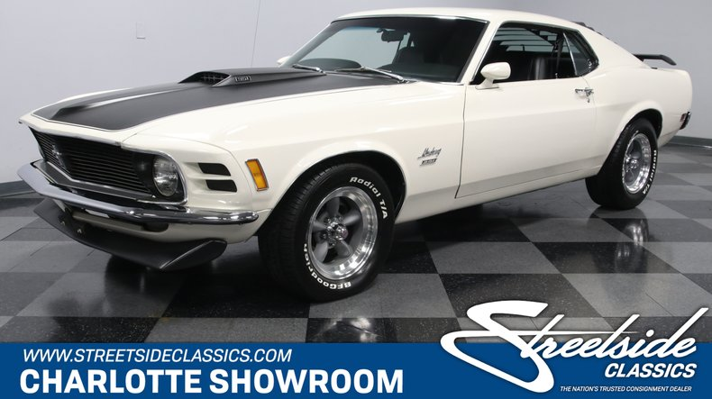 For Sale: 1970 Ford Mustang