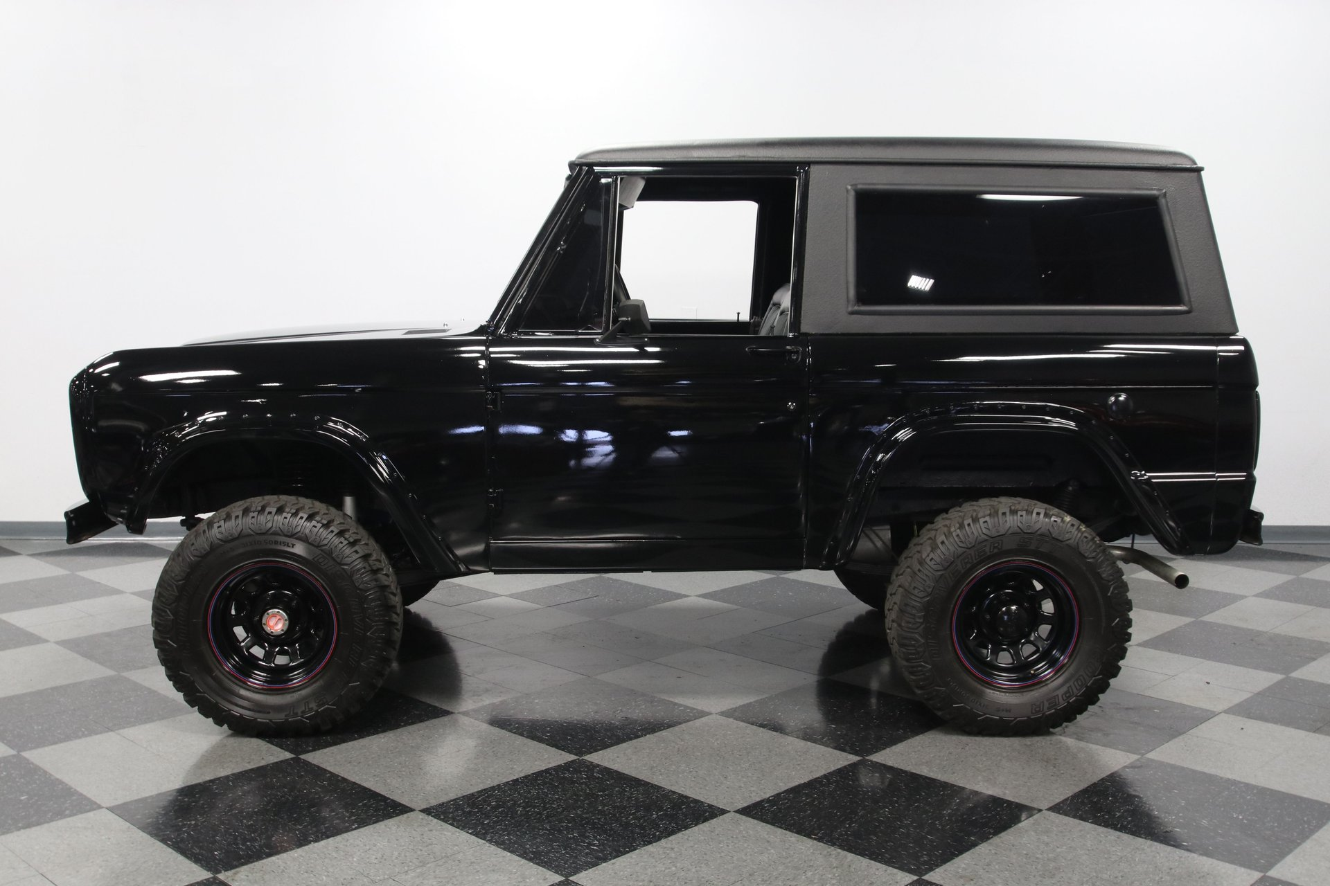1975 ford bronco 4x4 explorer