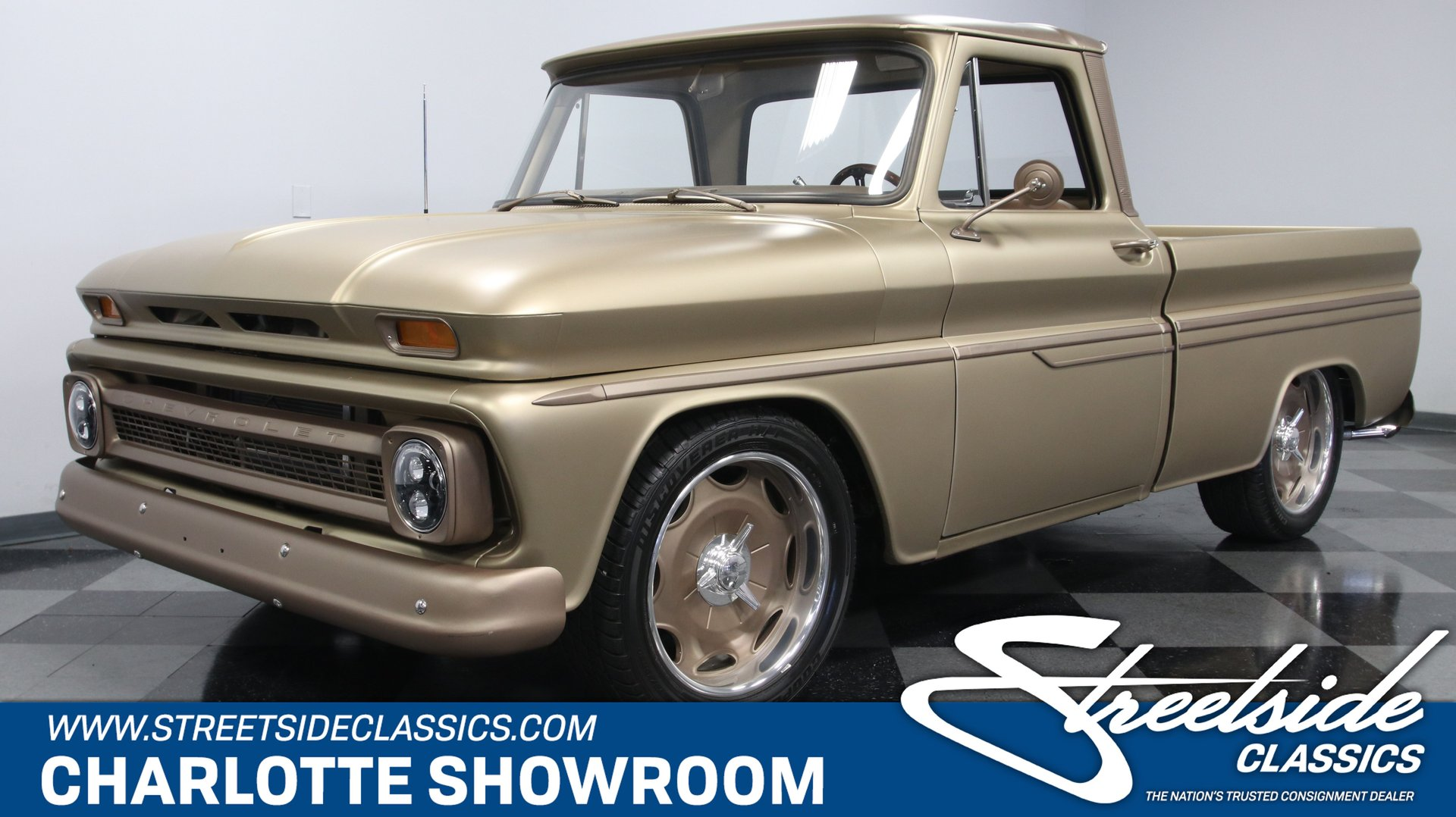 1965 chevrolet c10 restomod