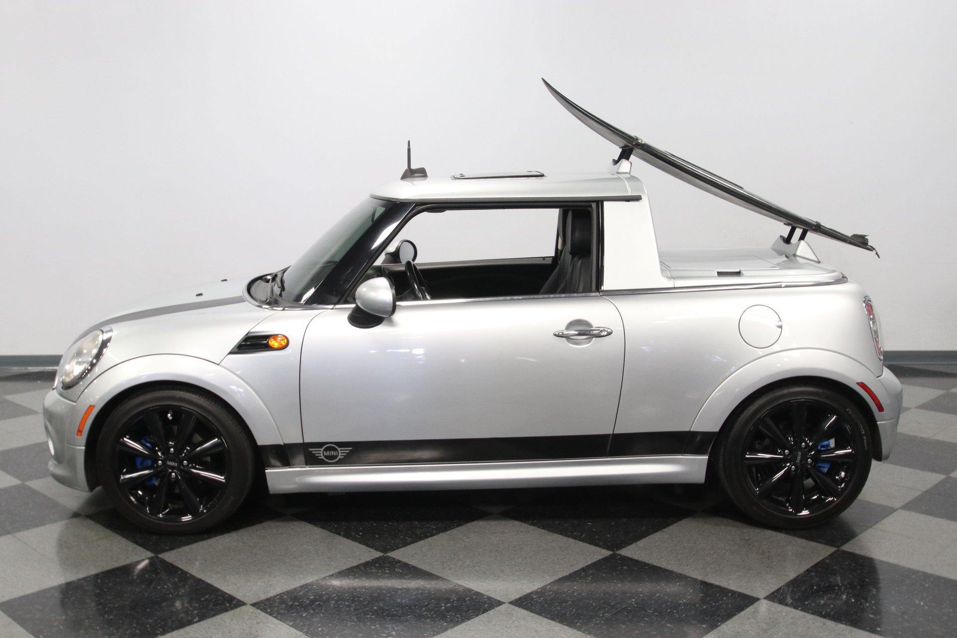 2011 mini cooper custom pick up