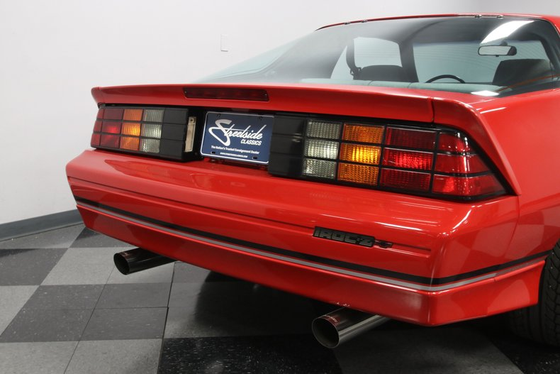 1988 Chevrolet Camaro 31