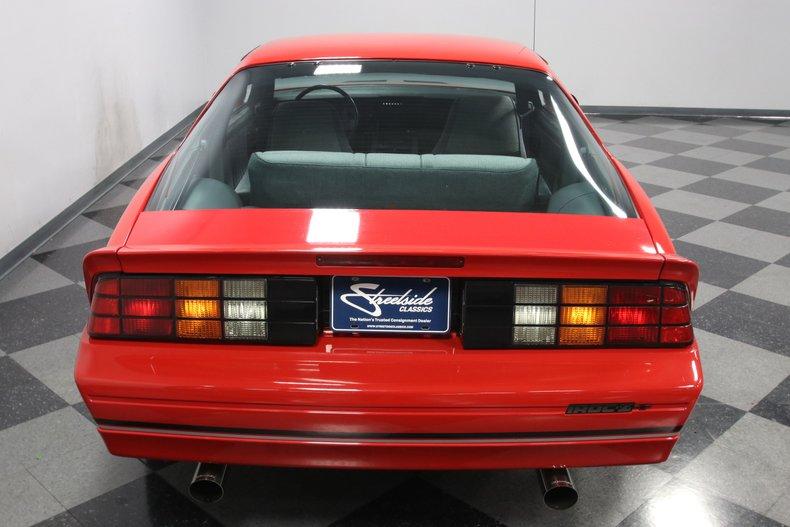 1988 Chevrolet Camaro 29