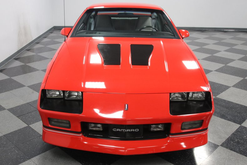 1988 Chevrolet Camaro 21