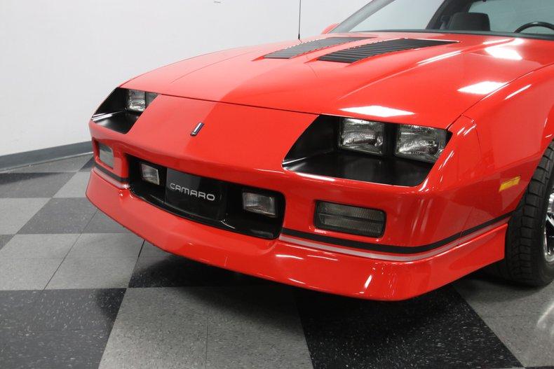 1988 Chevrolet Camaro 23