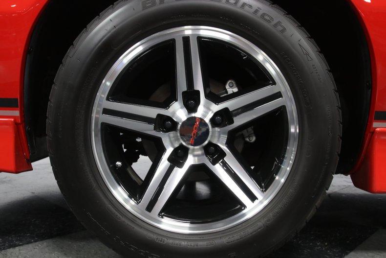 1988 Chevrolet Camaro 74