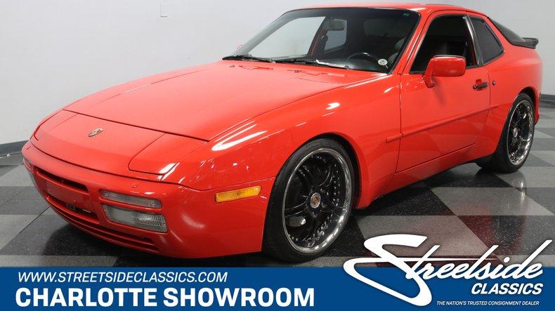 For Sale: 1988 Porsche 944