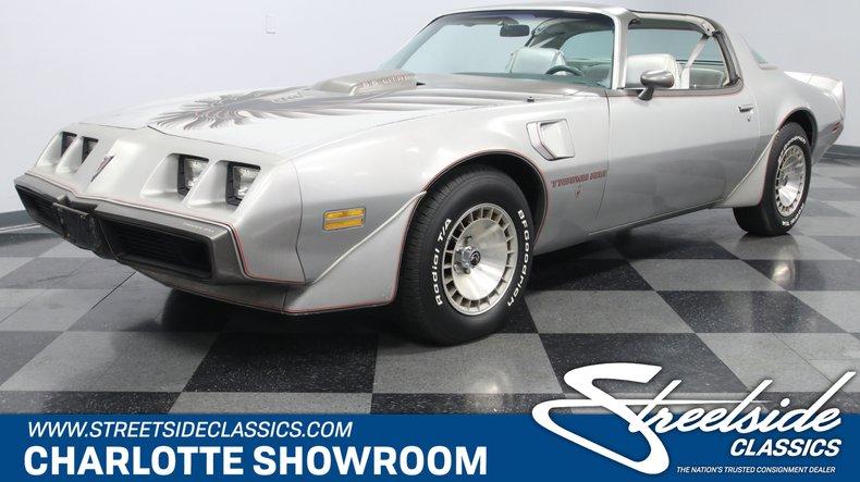 For Sale: 1979 Pontiac Firebird