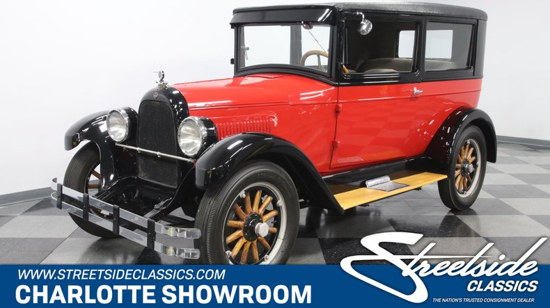 For Sale: 1928 Willys Whippet