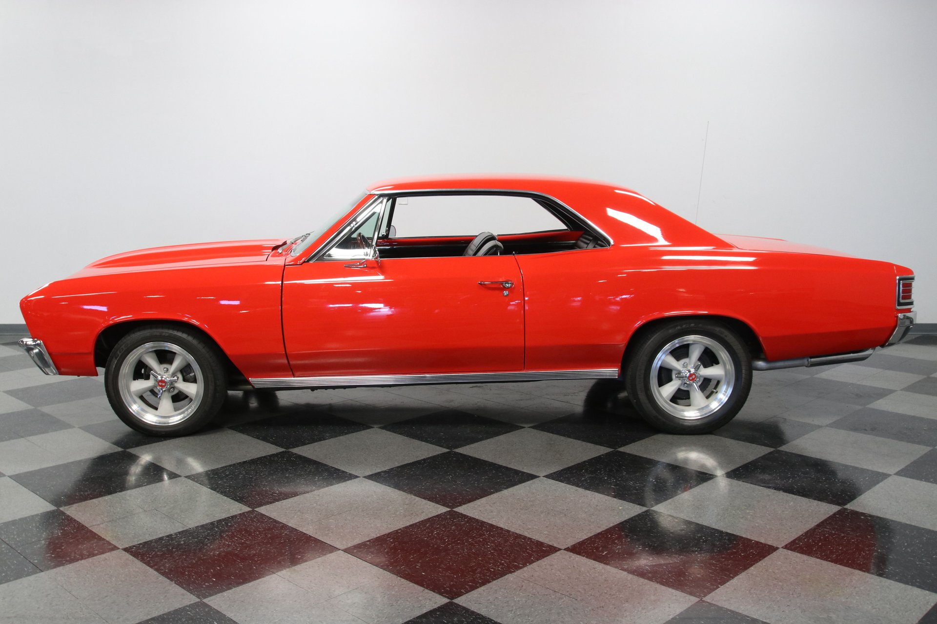 1967 chevrolet chevelle 502 restomod