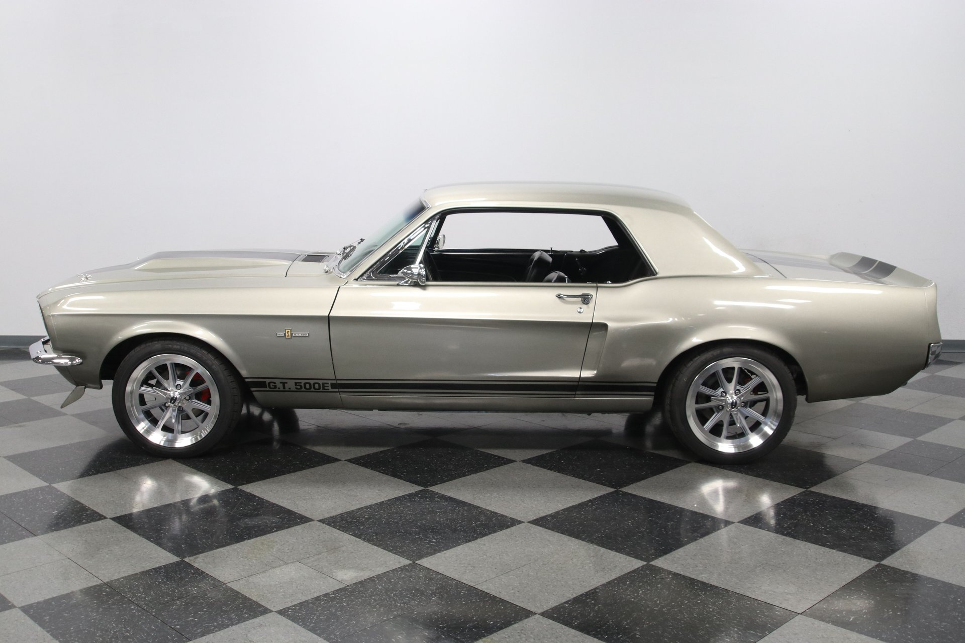 1967 ford mustang eleanor gt coupe